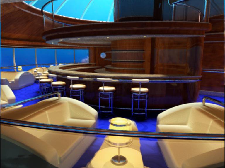 Luxus Undersea Restaurant