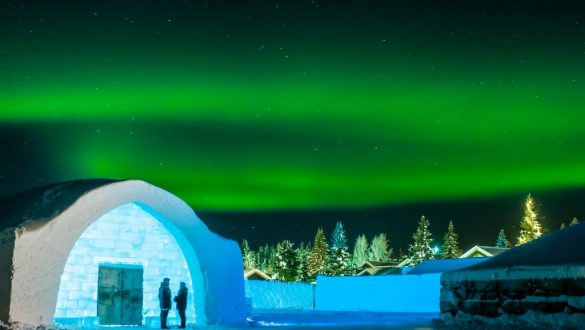 Ice Hotel - Unique Night in Sweden Igloo Exeptional