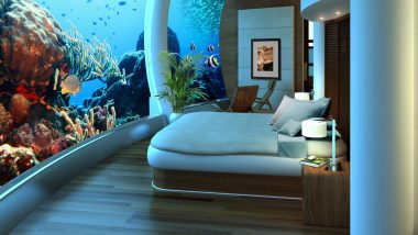 The Underwater Hotel - Poseidon Resort Fiji Islands