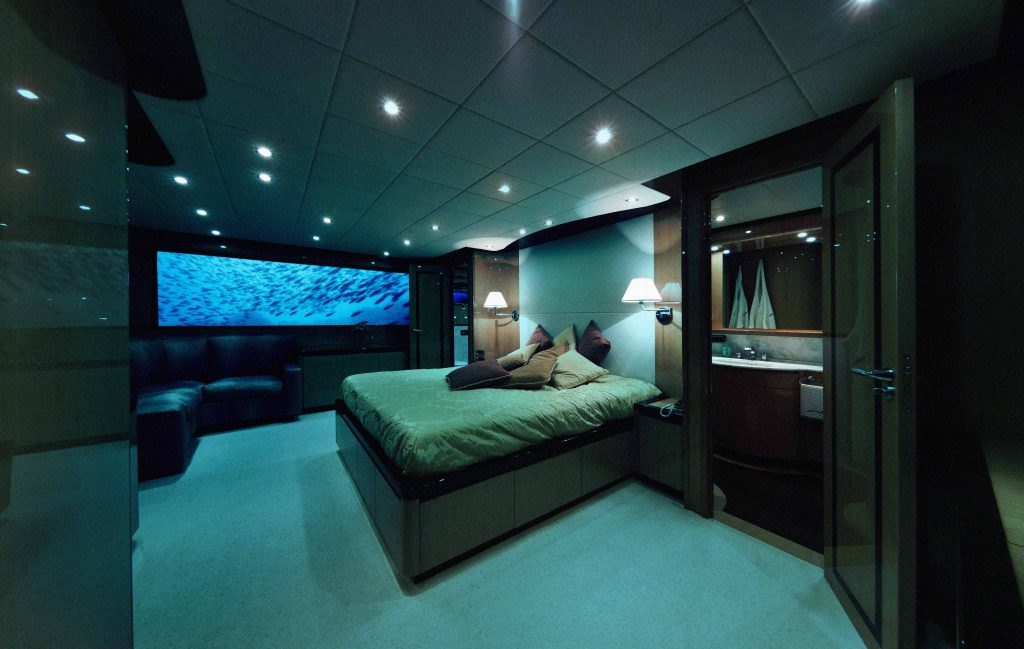 Submarine Hotel - lovers deep Luxury Travel in Unique Hotels