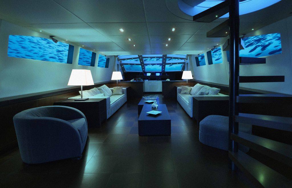 Unique - Underwater Hotel an U-Boat