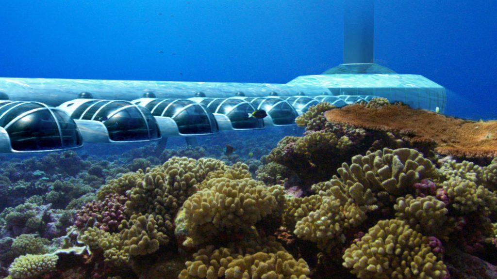 poseidon undersea resort seaviewfar