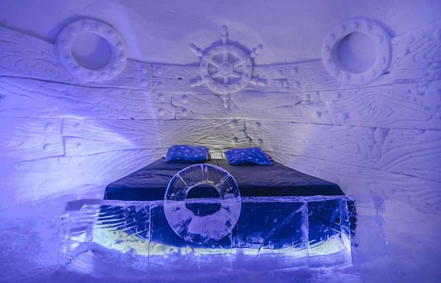 Igloo Hotels - this ist the Snow Hotel Norway