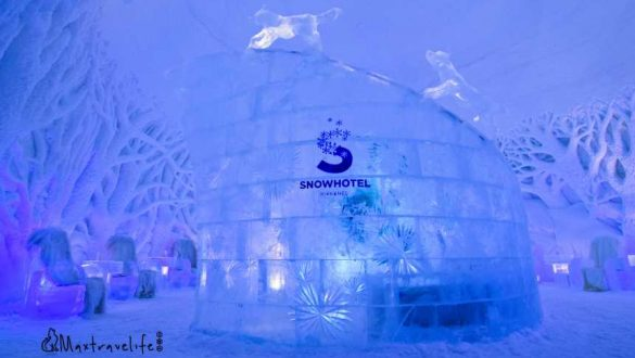 SNOWHOTEL KIRKENES - exceptional winter holiday