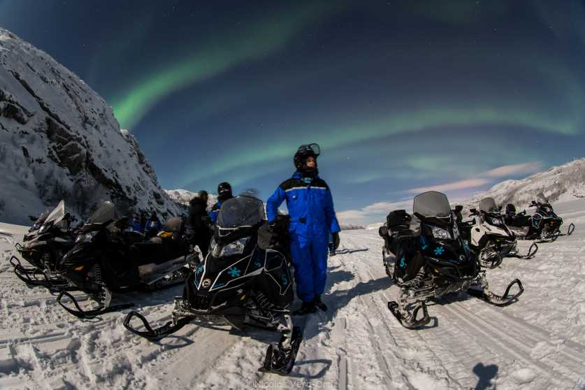 Unordinary winter tours on holidays in norway