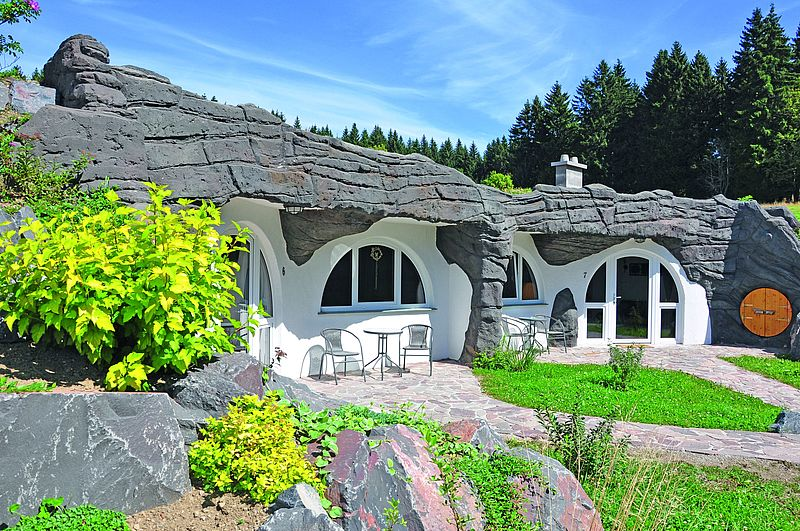 Hobbit Hotel - Germanys Gollum Paradise