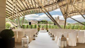 Canopies wedding Madrid