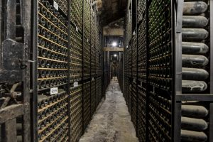 Wine Basement of the House