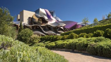 Hotel Marques de Riscal Spain - Unique Hotel Europe