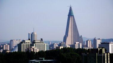 ryugyong hotel towerpyongyang